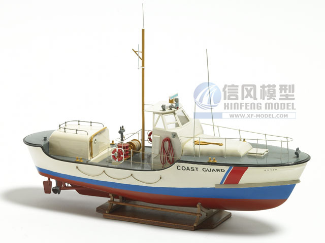 Корабль Trade winds model U.S.Coast Guard