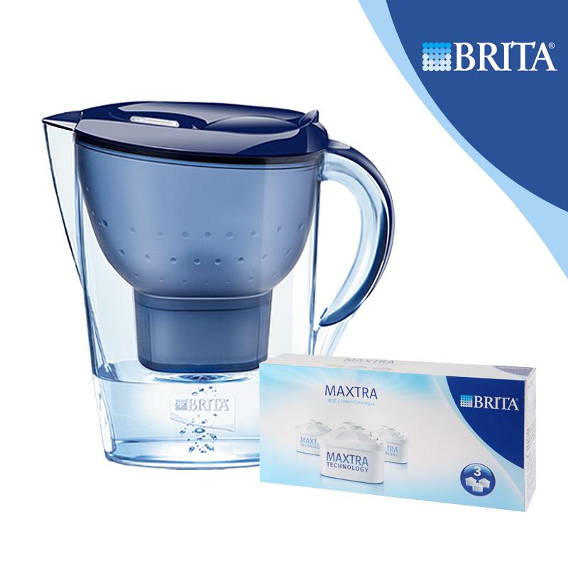Фильтр для воды Brita brita01 Marella3.5