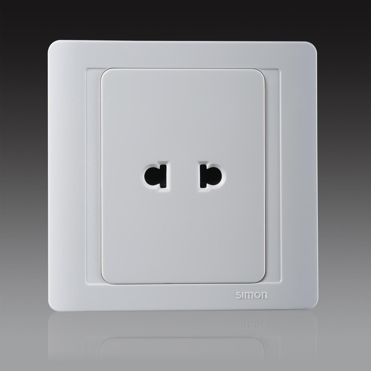 西蒙插座面板N51071