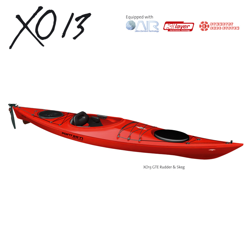 Байдарки, Каноэ Point65 xo13 Kayak