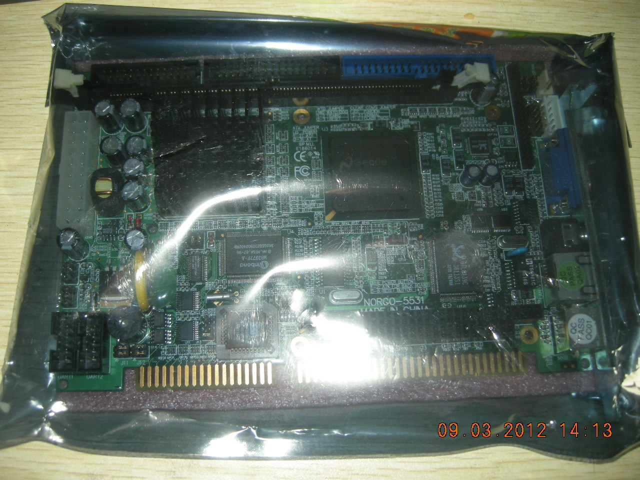 Карта памяти для ПК   NORCO-5531 CPU NORCO 5531 CPU велосипед norco citadel 2013