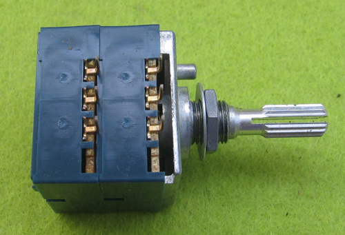 Потенциометр T86 ALPS 27 50KA 40a blade contact fuse link base holder nt00 500v 120ka 660v 50ka