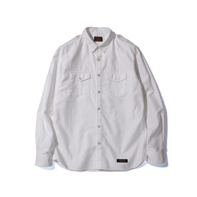 Рубашка мужская Neighborhood 122spnh/shm01 MIL-70 UTILITY/C-SHIRT.LS 12AW