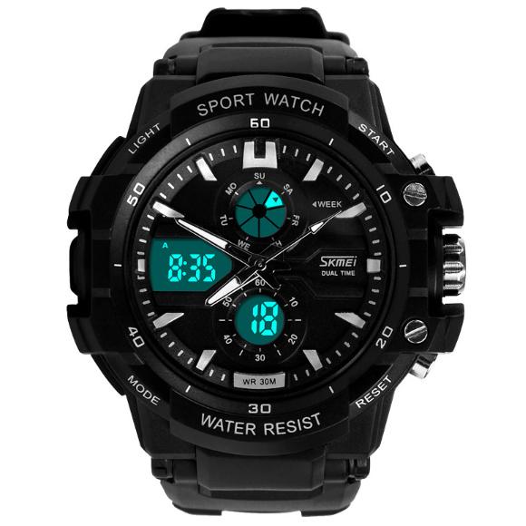 Часы Skmei LED shark skmei