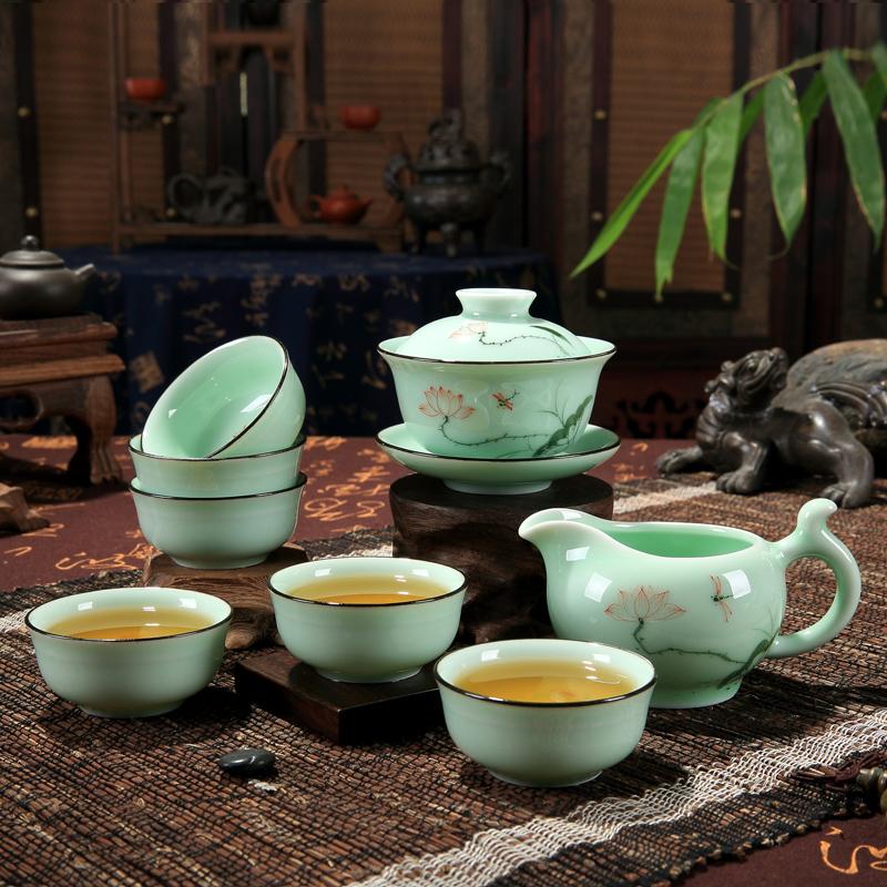 набор для чайной церемонии Royal Blue pl1087tz royal sovereign pl 910