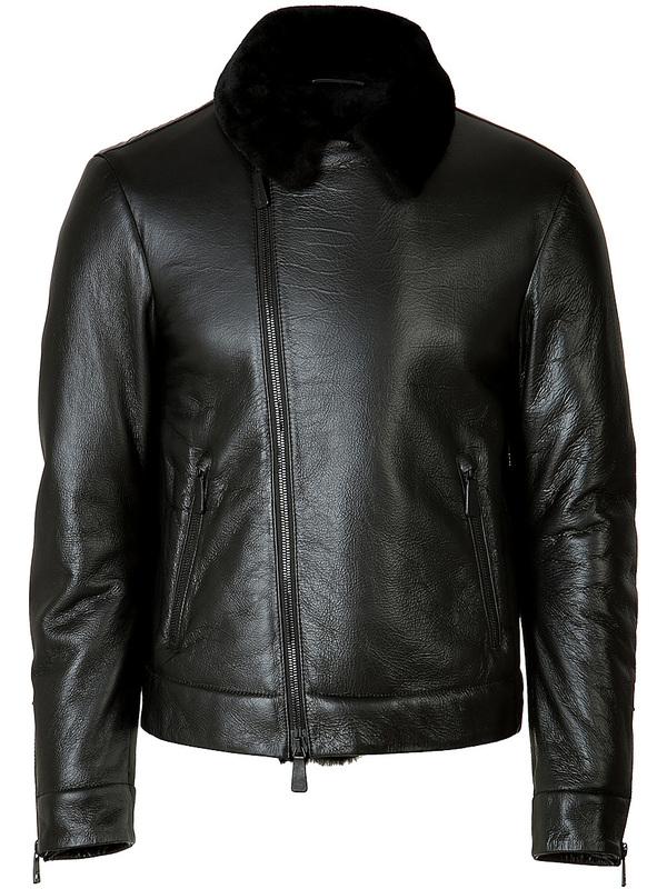 Одежда из кожи JIL SANDER sbp548899 2015