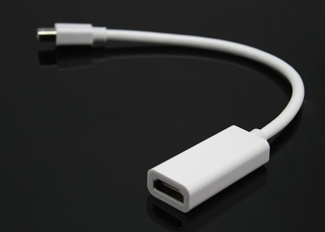 Apple аудио-, видео- кабель For science and technology  Macbook DP HDMI Thunderbolt HDMI