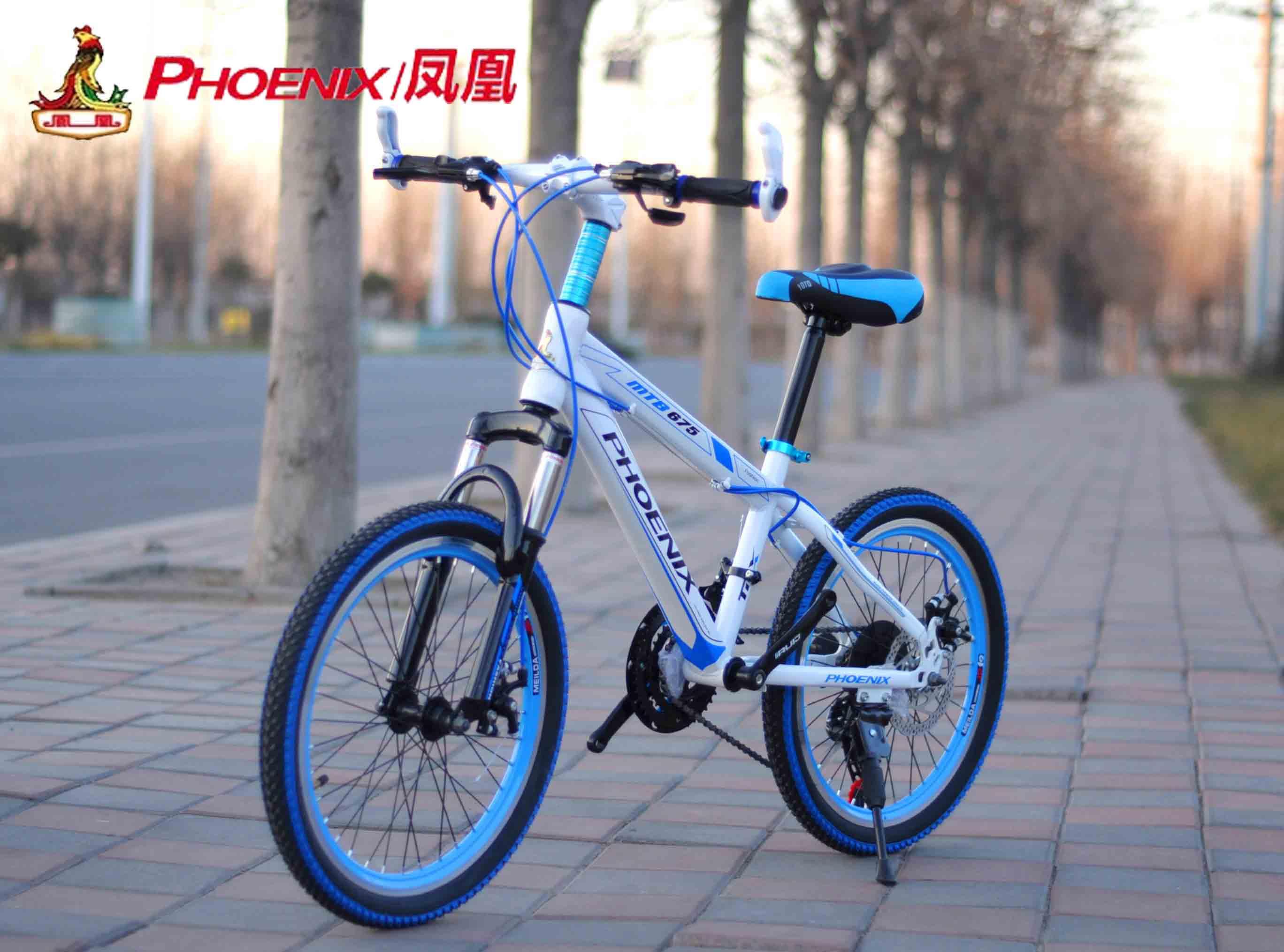 детский велосипед Phoenix  20 21