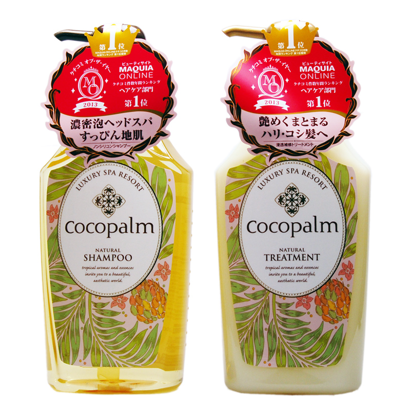 Фото Cocopalm  SPA 600ml