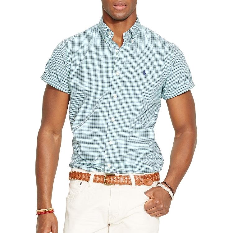 где купить Рубашка мужская POLO BY RALPH LAUREN q01517156 Polo Ralph Lauren по лучшей цене