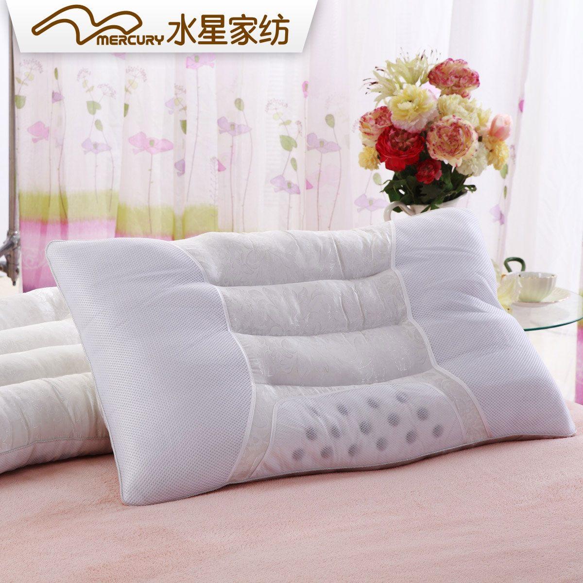 水星家纺磁疗枕芯501237