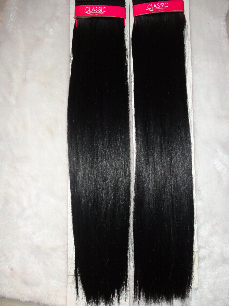 Пряди волос OTHER  20inch Perm Yaki Hair Weave Synthetic Hair Weft other 20