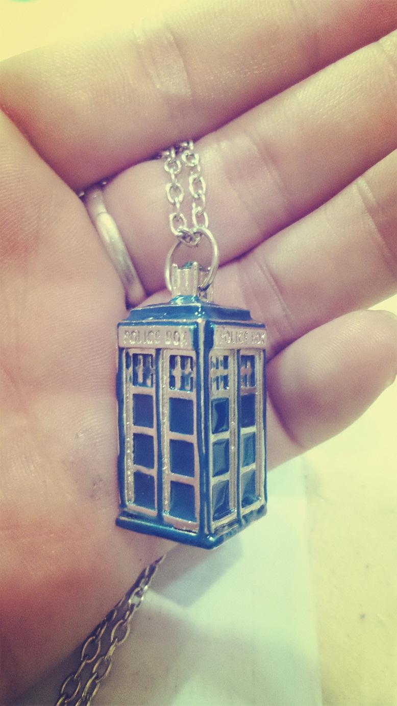 Подвеска Tardis Doctor Who doctor who tardis adventure collection box set