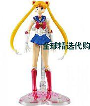 Комплектующие для упаковки PVC ABS Plastic Anime Sailor Moon Action Figure 27cm sexy skytube t2 art girls tony sailor tiger sexy girl anime action figure pvc collection toys for friend gift wx211