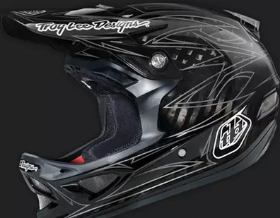 велошлем   2016 TLD TROY LEE DESIGNS D3 PINSTRIPE II