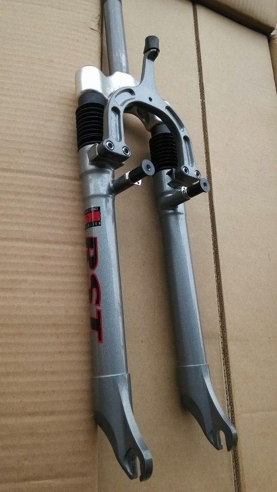 Вилка велосипедная Rst  RST26 25.4