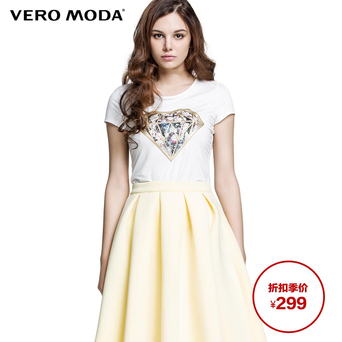 Футболка VERO MODA 315201190 299 футболка vero moda цвет черный