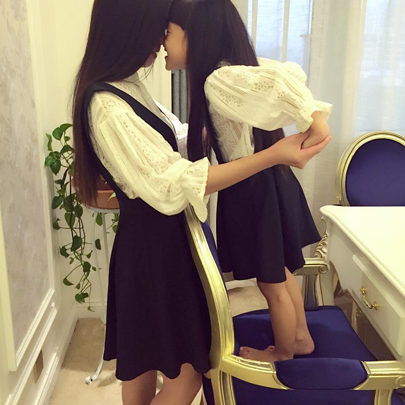 Купить Платье Рубашка Черная