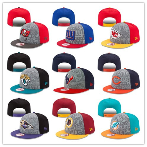Головной убор Hip/hop hat 98966565 2015NFL Draft Snapbacks