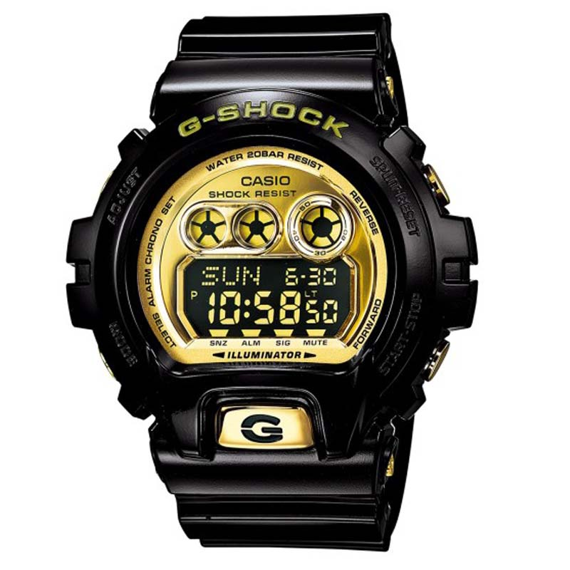Часы CASIO  G-Shock GD-X6900FB-1 часы casio gd 120cm 5e
