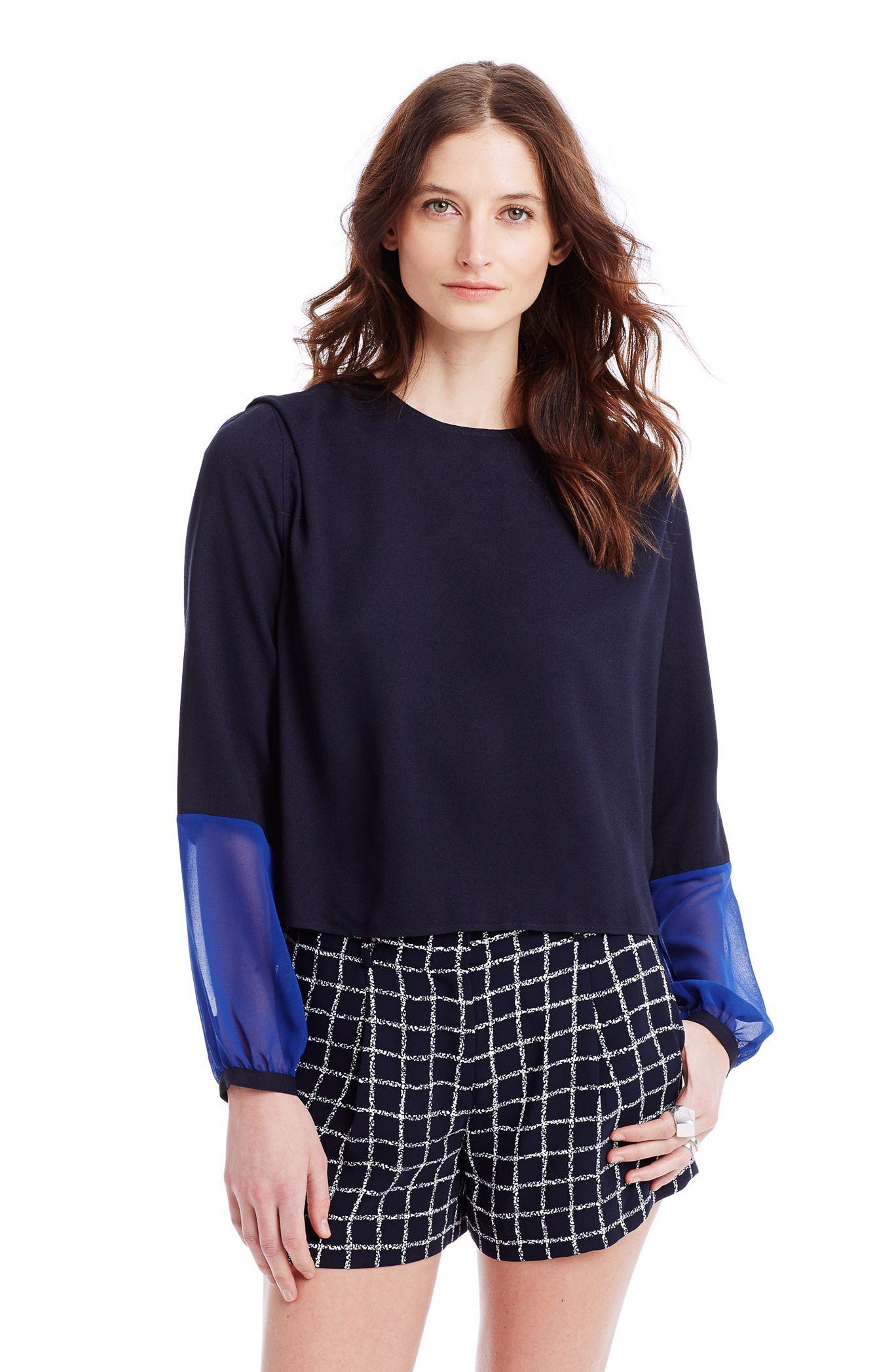 женская рубашка Armani  2015 AX Exchange женская рубашка armani 85 ax 2015 j5c552