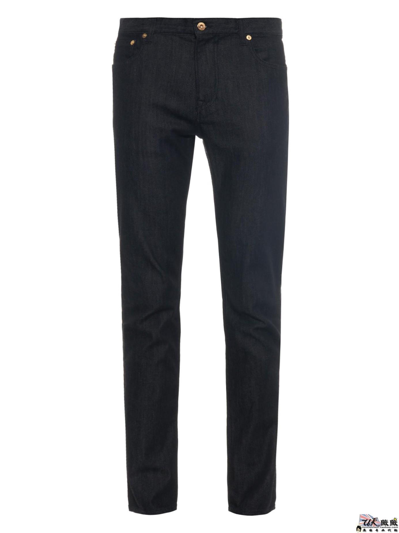 Джинсы мужские MOSCHINO джинсы moschino джинсы