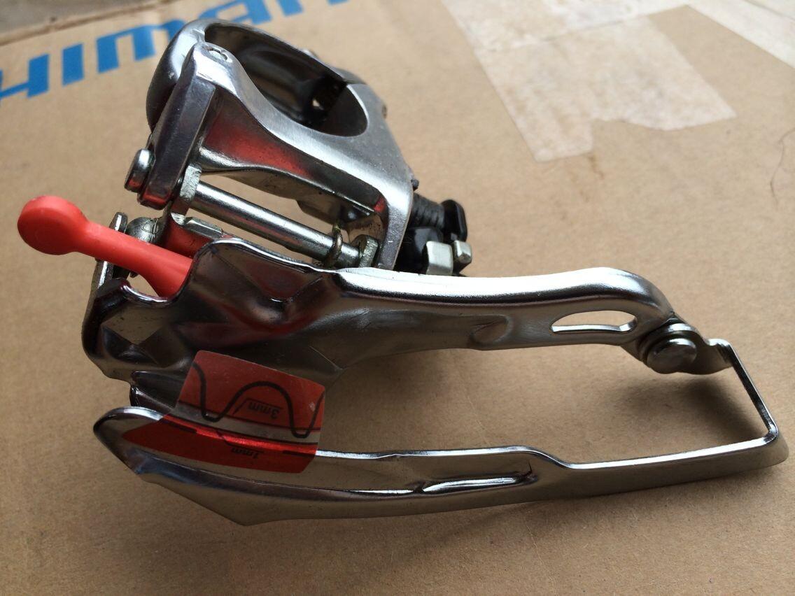 Переключение передач для велосипеда SHIMANO M330 31.8 48T 44T 42T