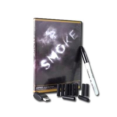 Реквизит для фокусов 52 Smoke +DVD магия фокусов с амаяком акопяном 1 зеленый с dvd новосибирск