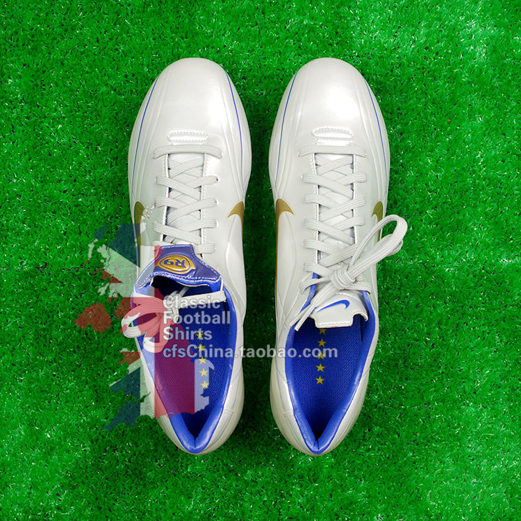 бутсы Nike  2004 R9 Mercurial Vapor II SG UK8.5 бутсы nike бутсы jr mercurialx vapor xi ic