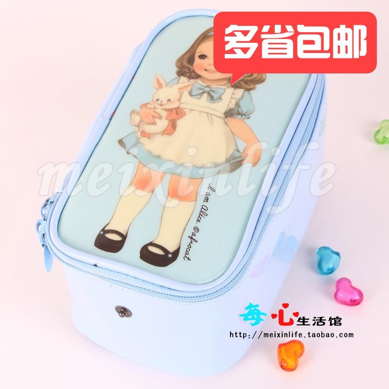 Дорожная косметичка Paper doll mate 15121 Pvc