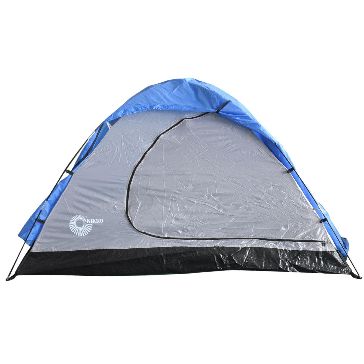 Палатки кемпинговые, горные Nikko TT/2710 2015Outdoor Waterproof Windproof Rainproof Camp Tent(2 Perso nikko машина nissan skyline gtr r34 street warriors 1 10 901584 в перми