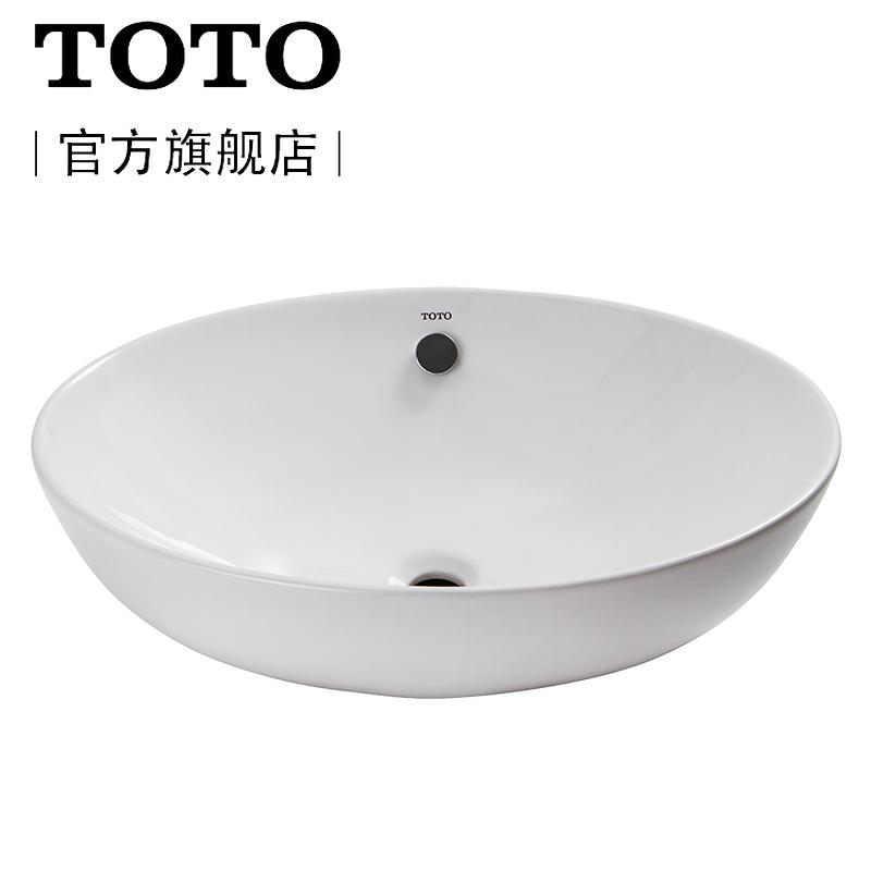 TOTO卫浴面盆LW516B