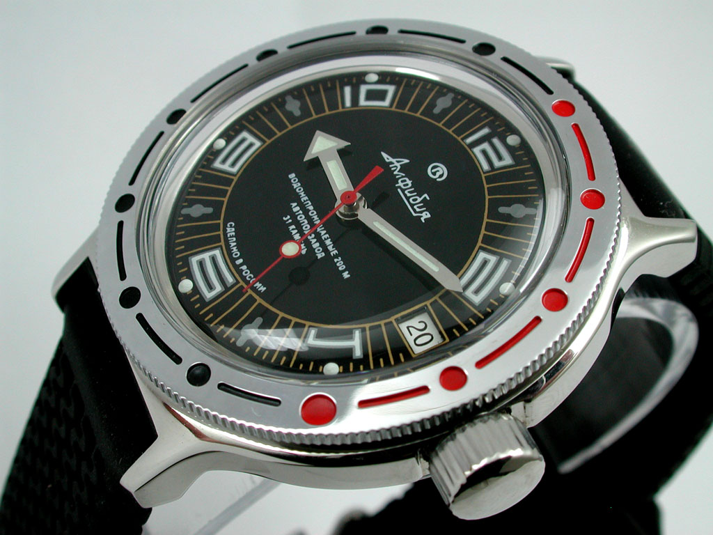 Часы Vostok East  VOSTOK 200 0394f vostok vostok м 810а 5