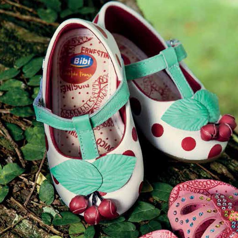 Детская кожаная обувь BIBI 790012 2015