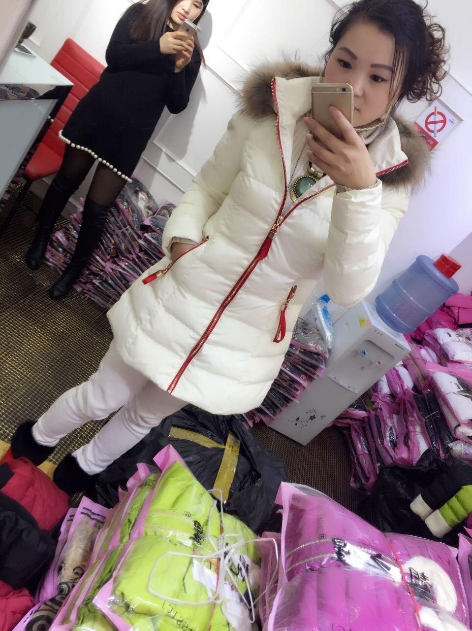 Женская утепленная куртка Pretty stars 908