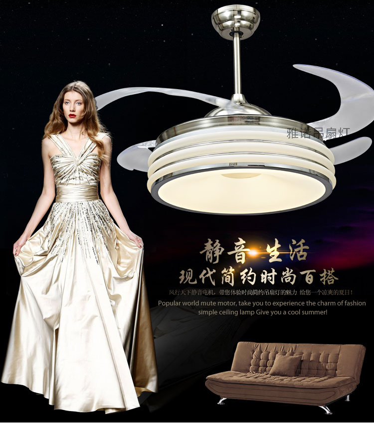 Потолочный вентилятор Jarno ceiling fan lights LED trazos modern led ceiling lights for living room bedroom ceiling lamp fixture acrylic ceiling lights remote controlling lighting
