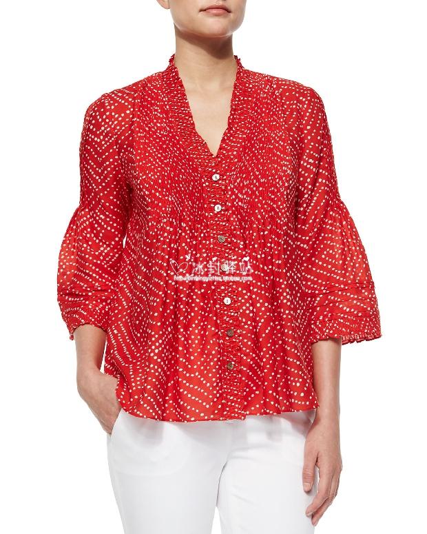 Блузка DVF  15 Layla блузка dvf блузка