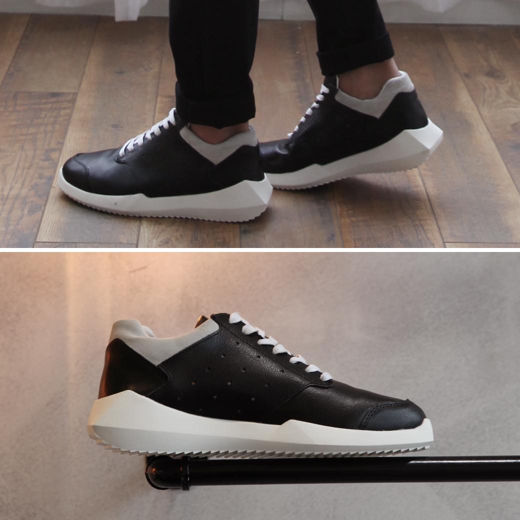 Демисезонные ботинки Tiny thinking Rick*owens 14