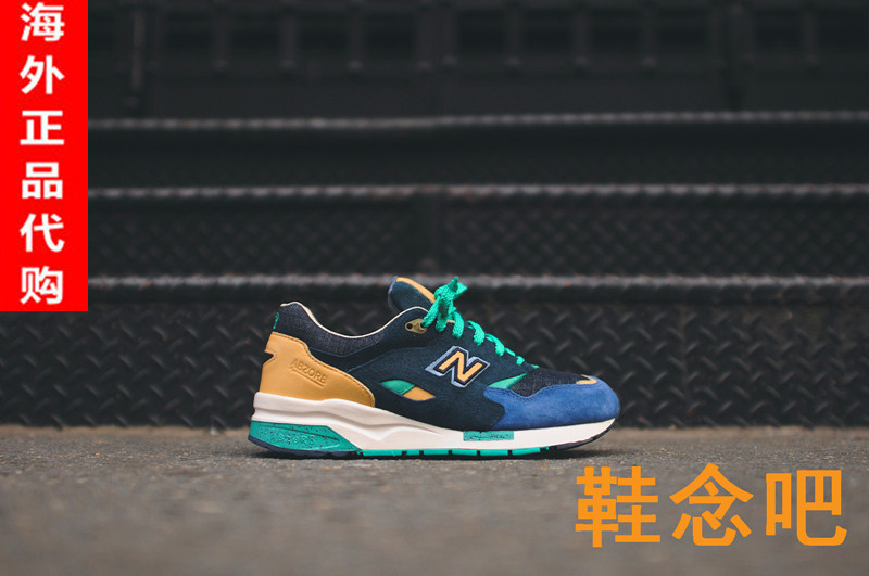 Кроссовки New Balance  1600 SOCIAL STATUS new balance x social status cm1600 winter in the hamptons
