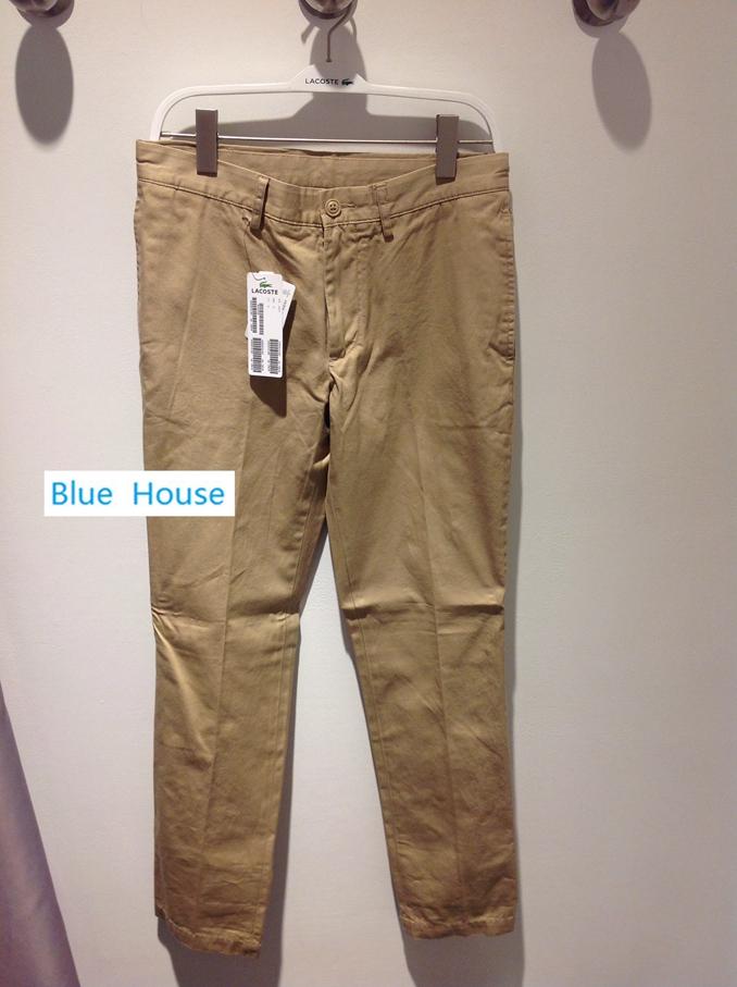 все цены на Повседневные брюки Lacoste hh8235 15 -1UL онлайн