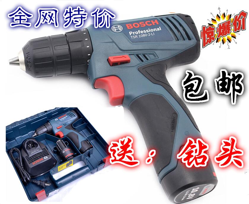 Электродрель Bosch TSR 1080-2LI