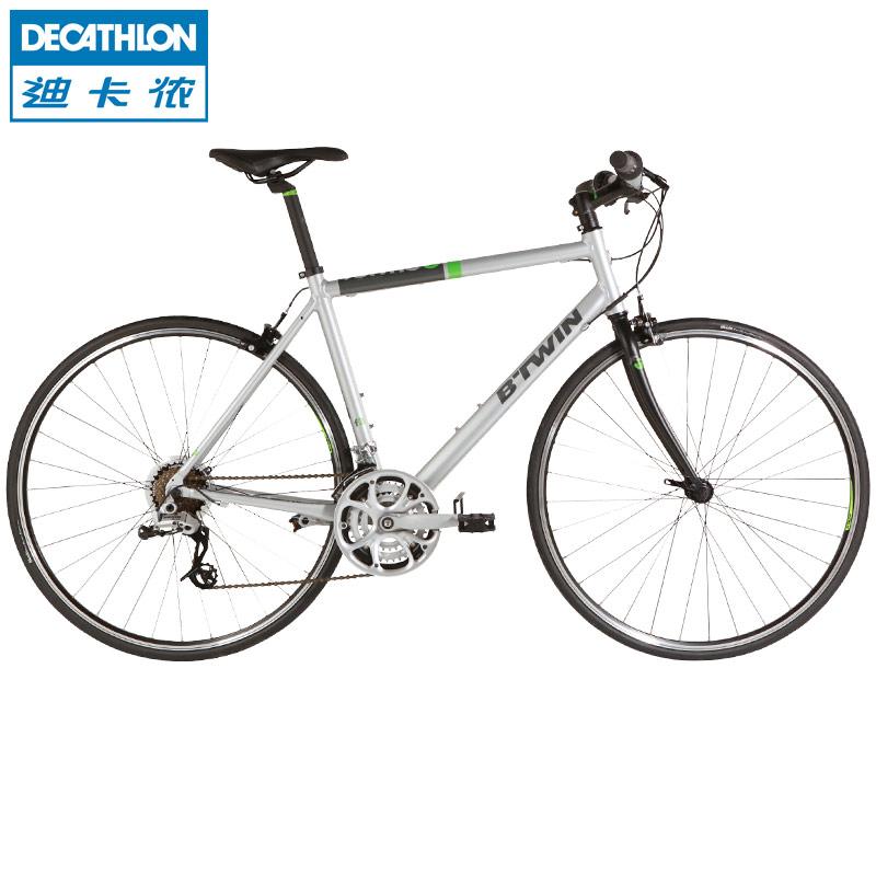 шоссейный велосипед Decathlon 8296947 FIT 21 BTWIN спортивные шорты decathlon