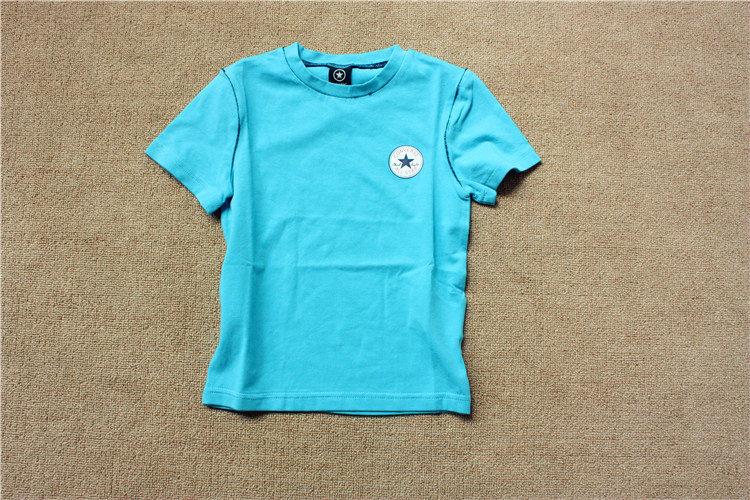 Футболка детская Converse 2015 футболка converse converse co011egxfz96