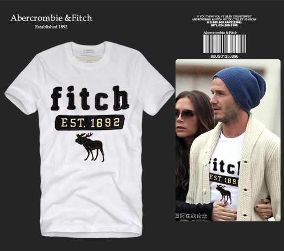 Футболка мужская Af  AbercrombieFitch футболка мужская others t201107 af af