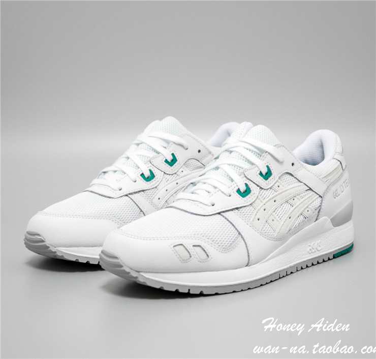 Кроссовки New Balance  Honey Aiden Asics Gel Lyte3 Iii H5B4N-0101 кроссовки asics gel lyte iii h5b4n 0101 3m