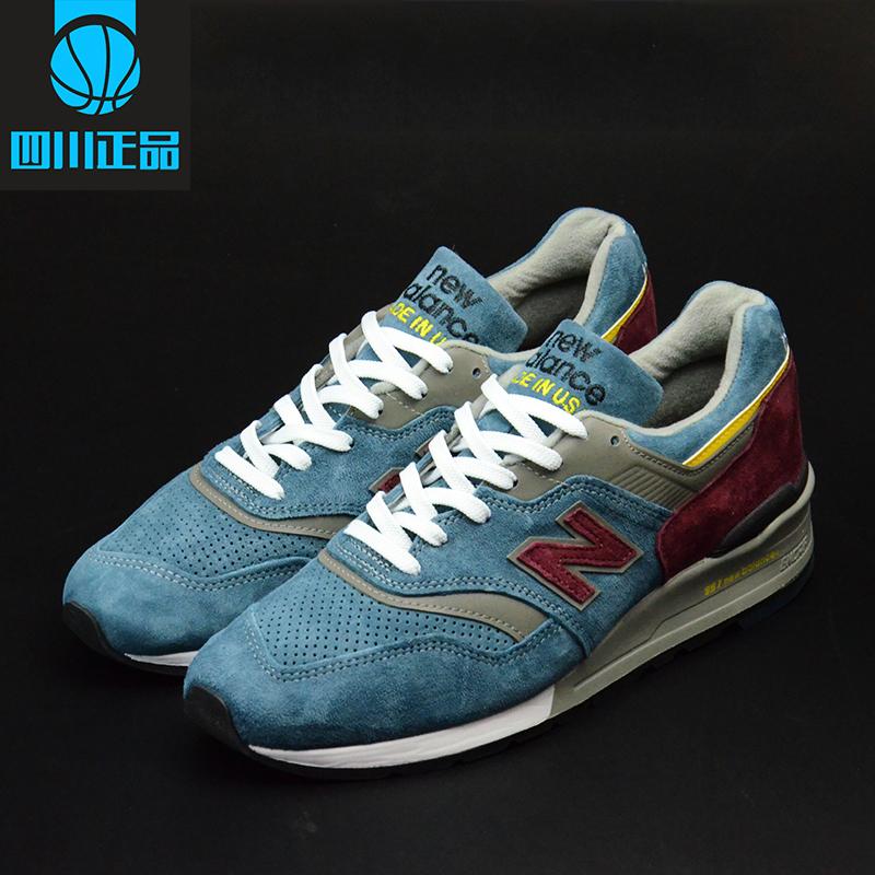 Кроссовки New Balance  New*Balance NB997 M997DTE new balance кроссовки модель  24525519