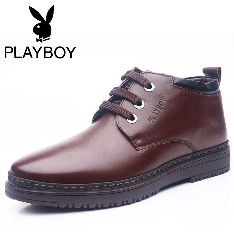 Ботинки мужские Playboy 880234 2014