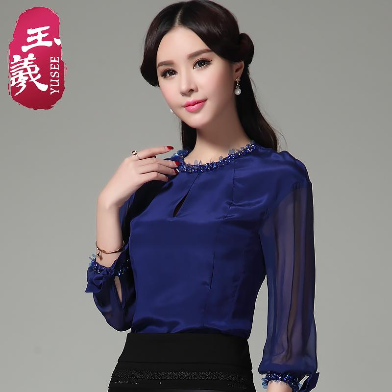 все цены на женская рубашка Yuxi yx151f787 2015