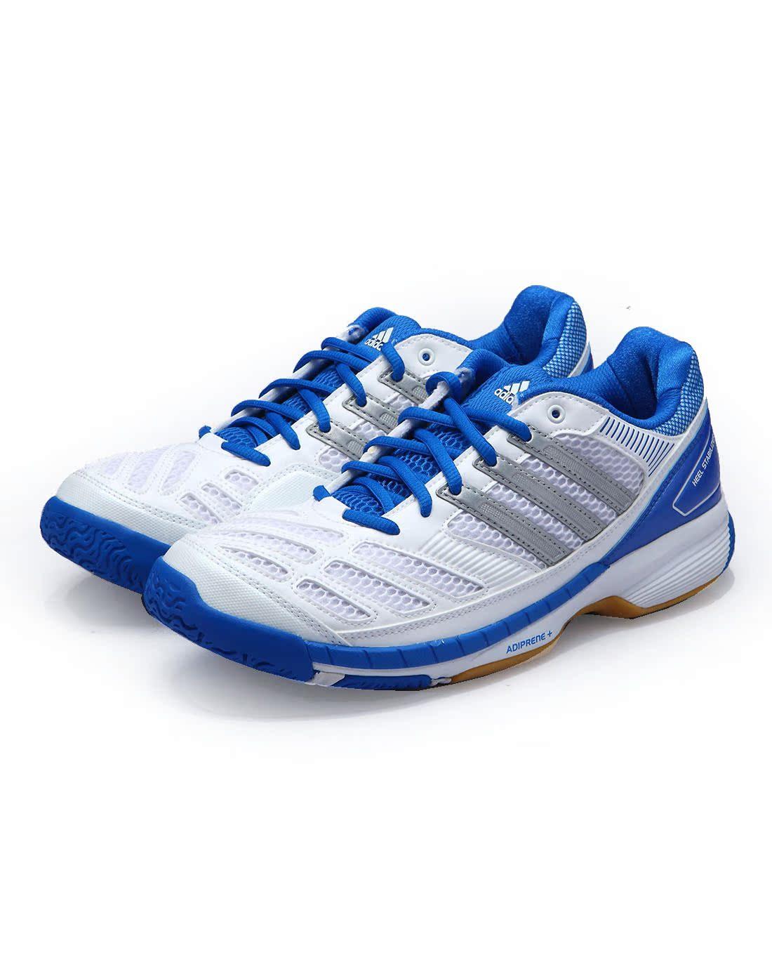 Обувь для бадминтона Adidas Q23636 11 воланы для бадминтона adidas d training 79 перо быстрая скорость