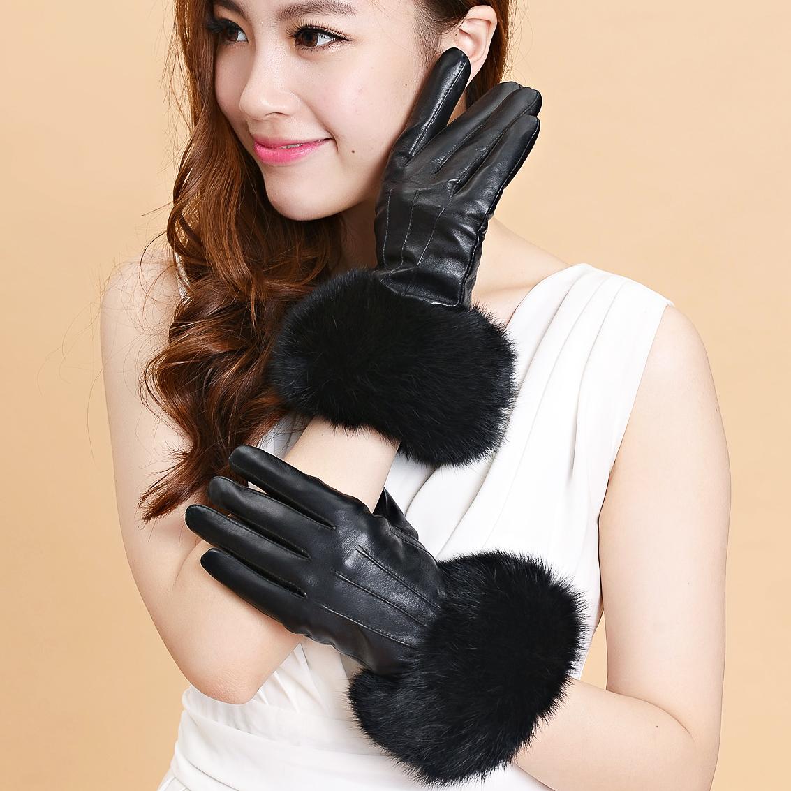 Перчатки Yu 6023